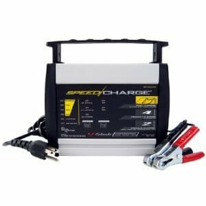 Schumacher SC-600A SpeedCharge High Frequency Battery Charger