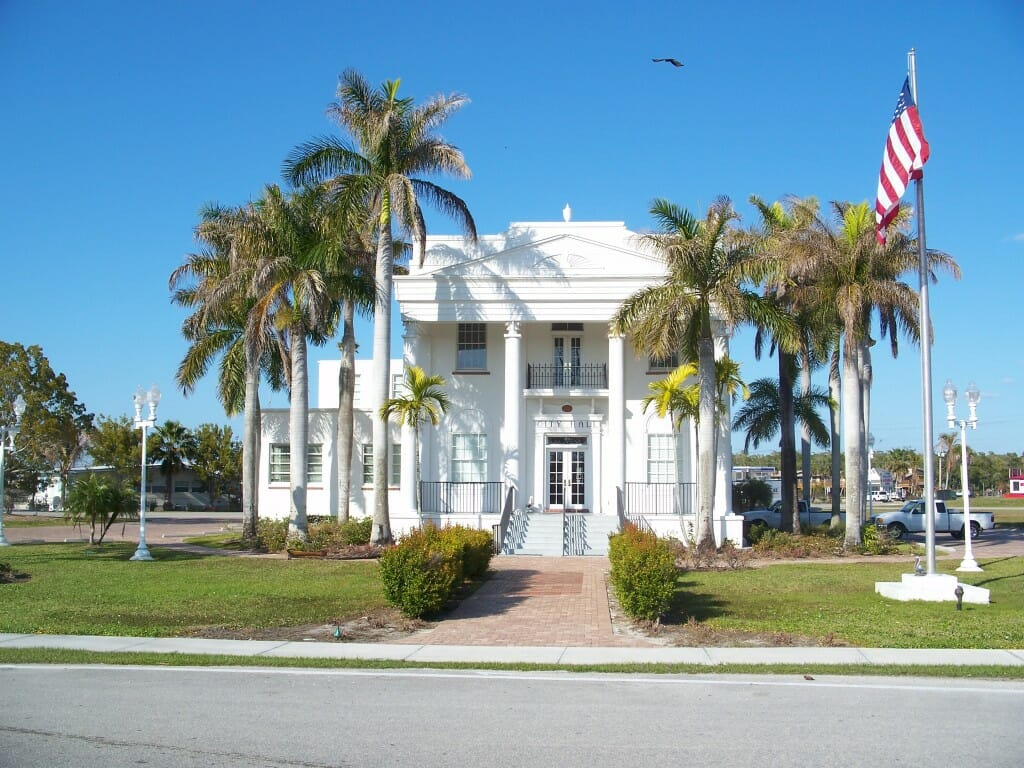 Everglades City Florida Best Small Town Downtown