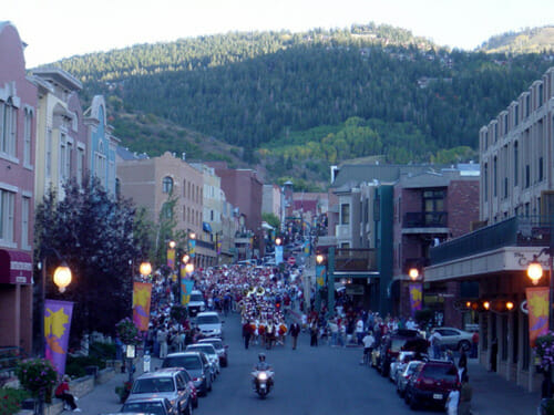 Heber City Colorado Best Small Town Downtown