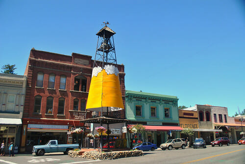 Placerville California Best Small Town Downtown