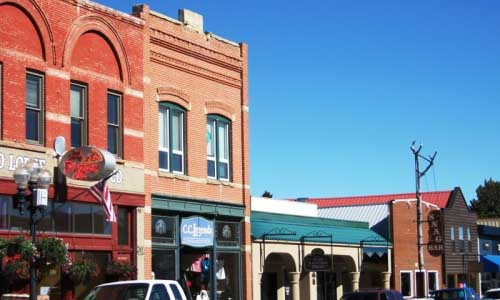 Red Lodge Best Small Town Downtown
