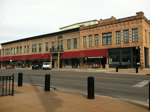 Spearfish South Dakota Best Small Town Downtown