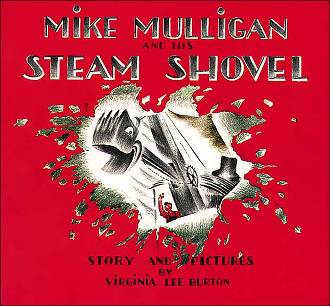 Mike-Mulligan-and-his-Steam-Shovel-childrens-books