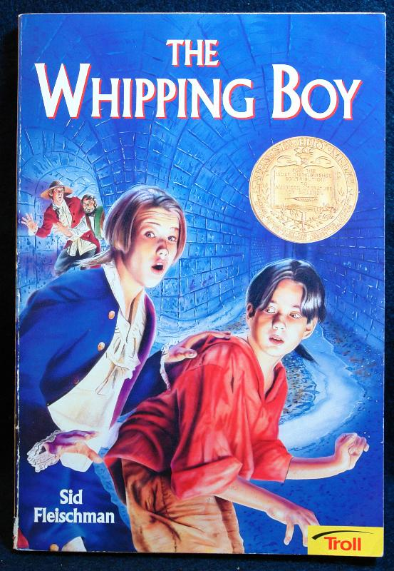 the-whipping-boy-childrens-books